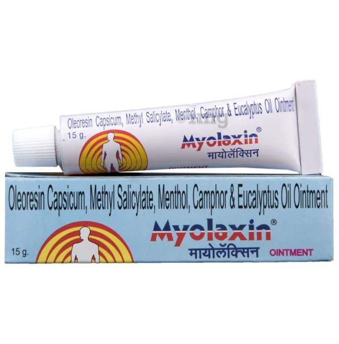 Myolaxin Ointment