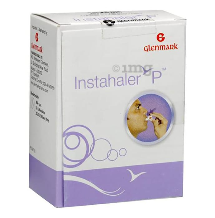 Instahaler P Inhaler