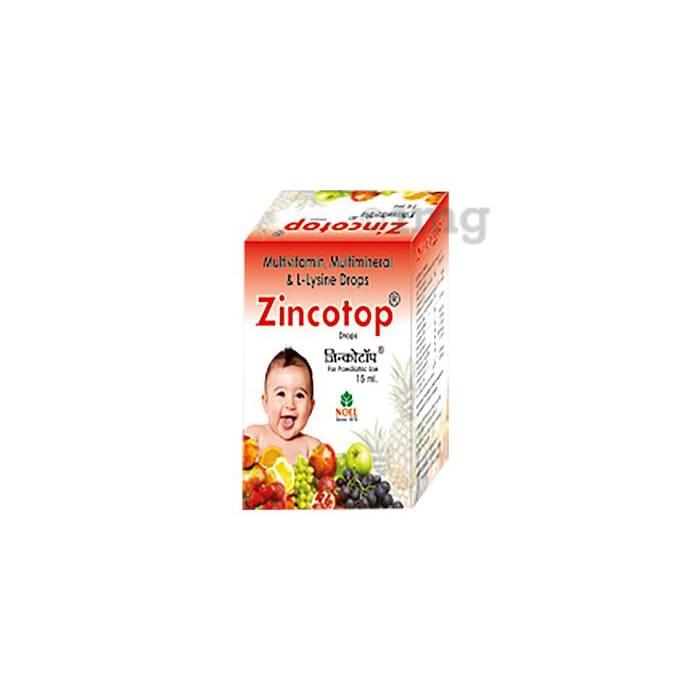 Zincotop Oral Drops