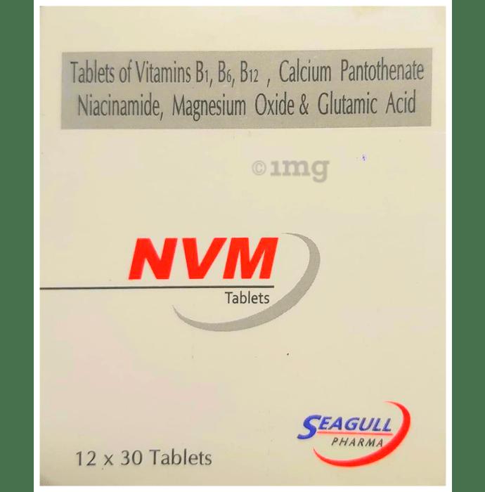 NVM Tablet