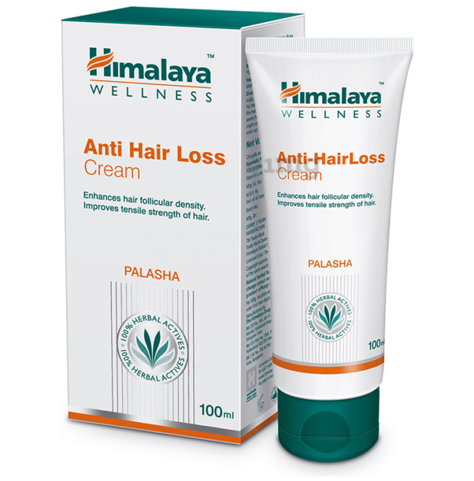 Himalaya Wellness Anti Hair Loss Cream