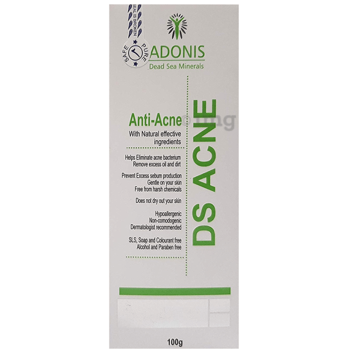 DS Acne  Face Wash