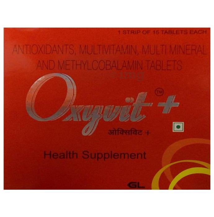 Oxyvit Plus Tablet