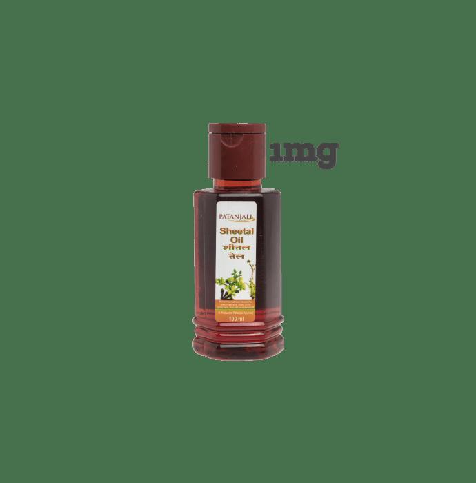 Patanjali Ayurveda Sheetal Oil