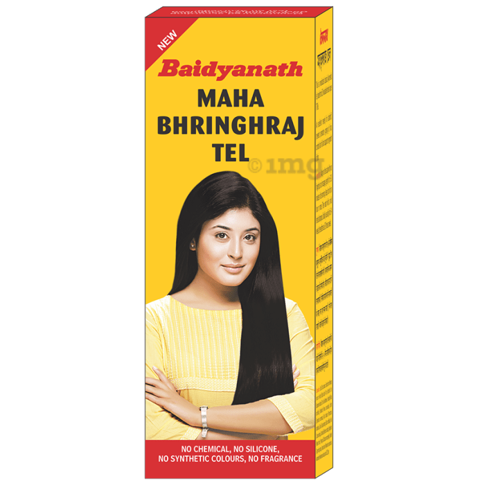 Baidyanath Mahabhringraj Tel