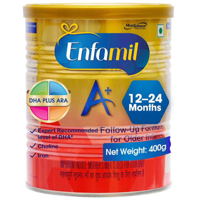 Enfamil A+ Stage 3 Follow-Up Formula