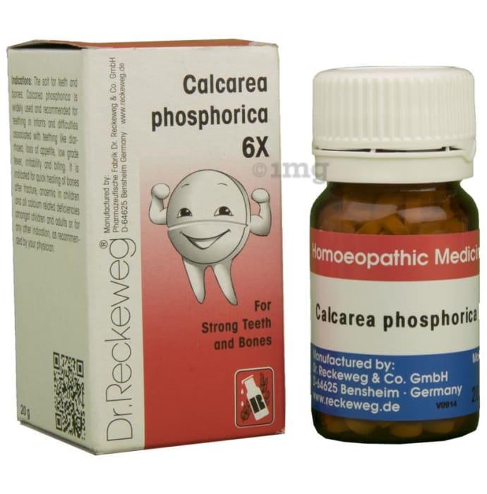 Dr. Reckeweg Calcarea Phosphorica Biochemic Tablet 6X