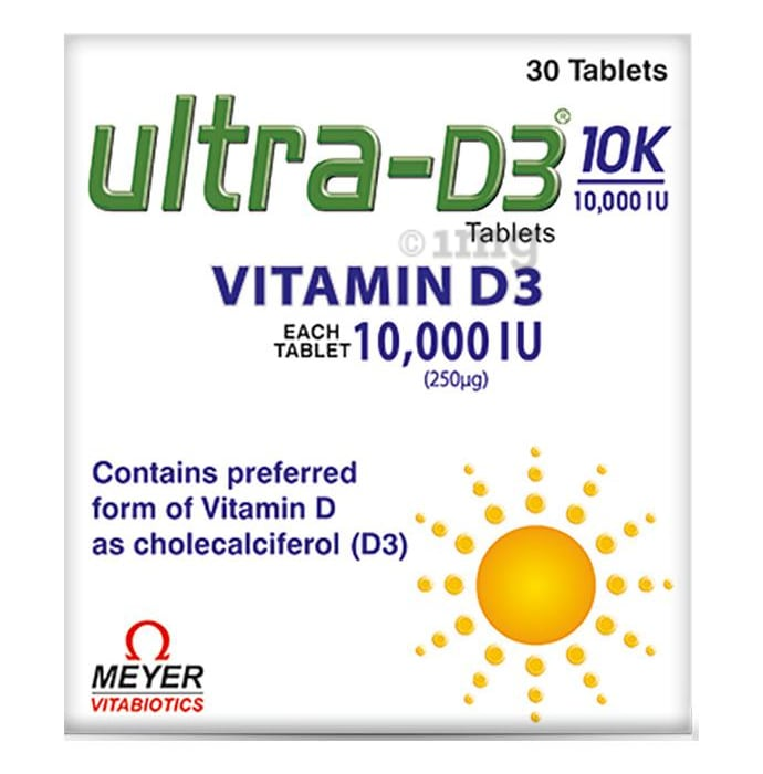 Ultra-D3 10K Tablet