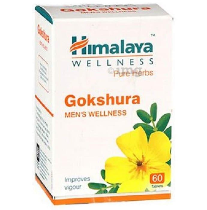 Himalaya Wellness Pure Herbs Gokshura Tablet