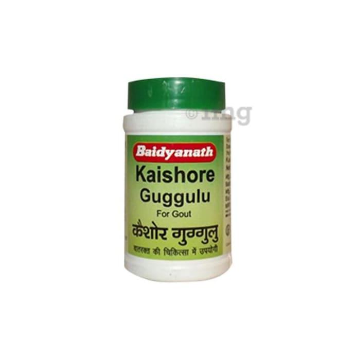 Baidyanath Kaishore Guggulu Tablet