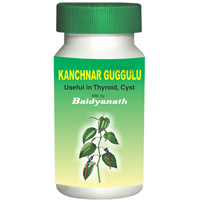 Baidyanath Kanchanar Guggulu Tablet