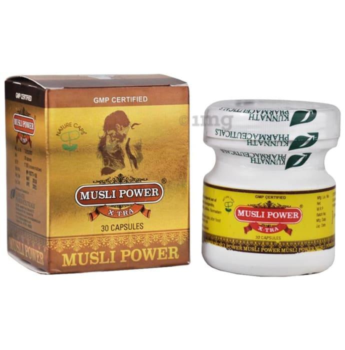 Kunnath Musli Power X-Tra Capsule
