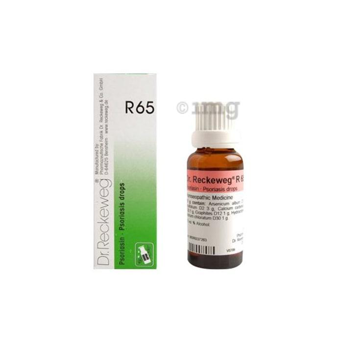 Dr. Reckeweg R65 Psoriasis Drop