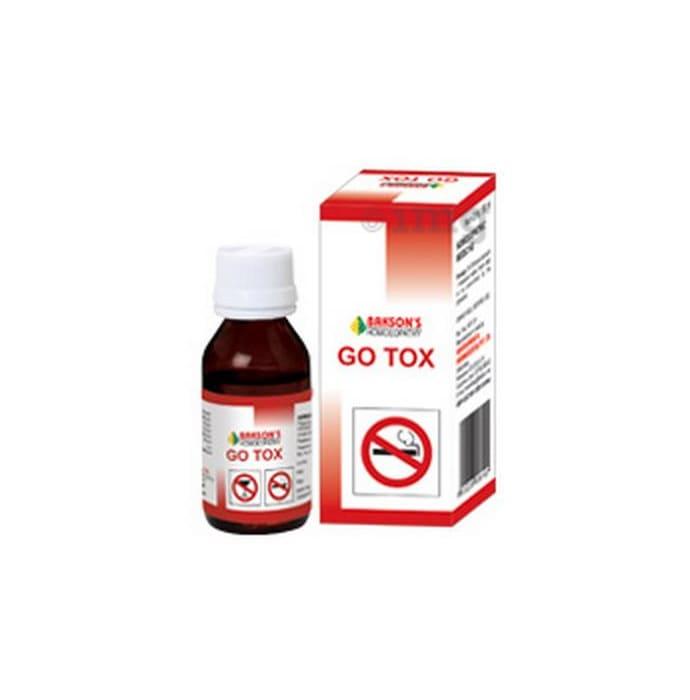 Bakson's Go Tox Drop
