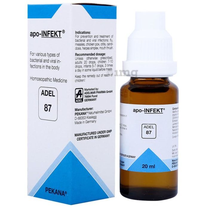 ADEL 87 Apo-Infekt Drop