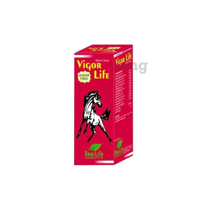 New Life Vigor Life Sugar Free Tonic
