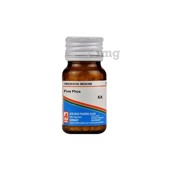 ADEL Five Phos Biochemic Tablet 6X