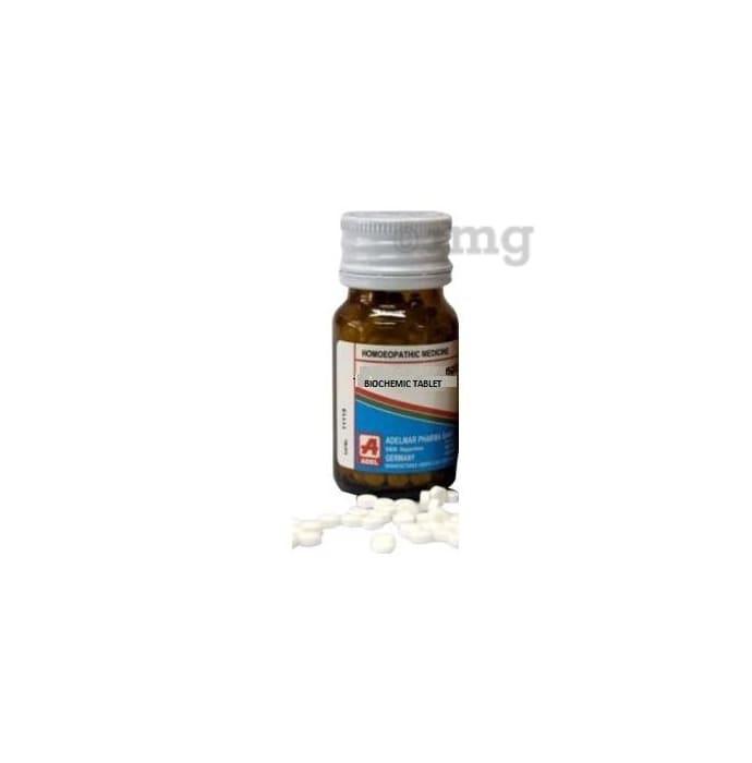 ADEL Kali Muriaticum Biochemic Tablet 3X
