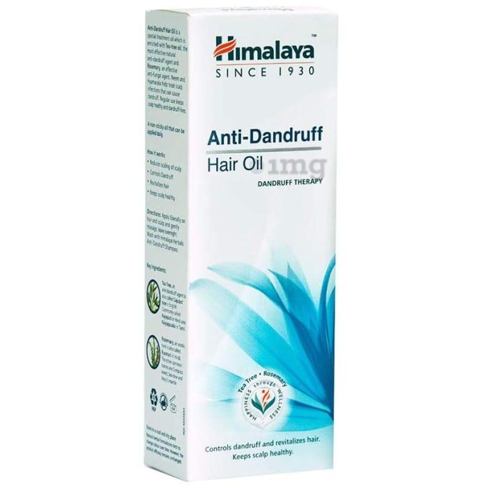 Himalaya Anti-Dandruff Hair Oil