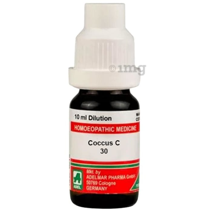 ADEL Coccus C Dilution 30 CH