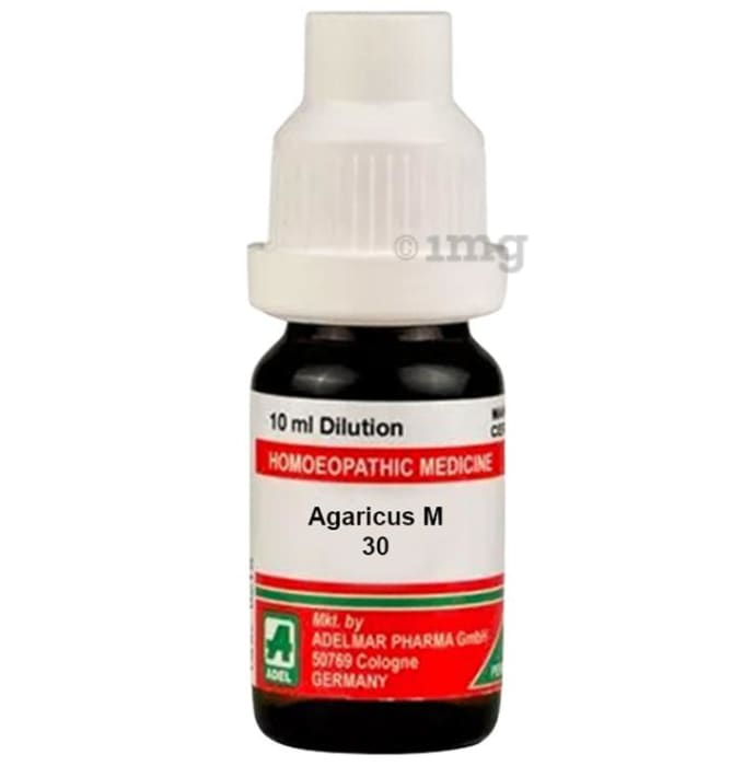 ADEL Agaricus M Dilution 30 CH