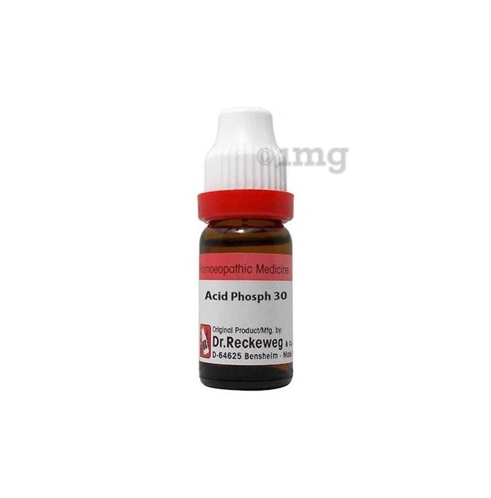 Dr. Reckeweg Acidum Phosph Dilution 30 CH