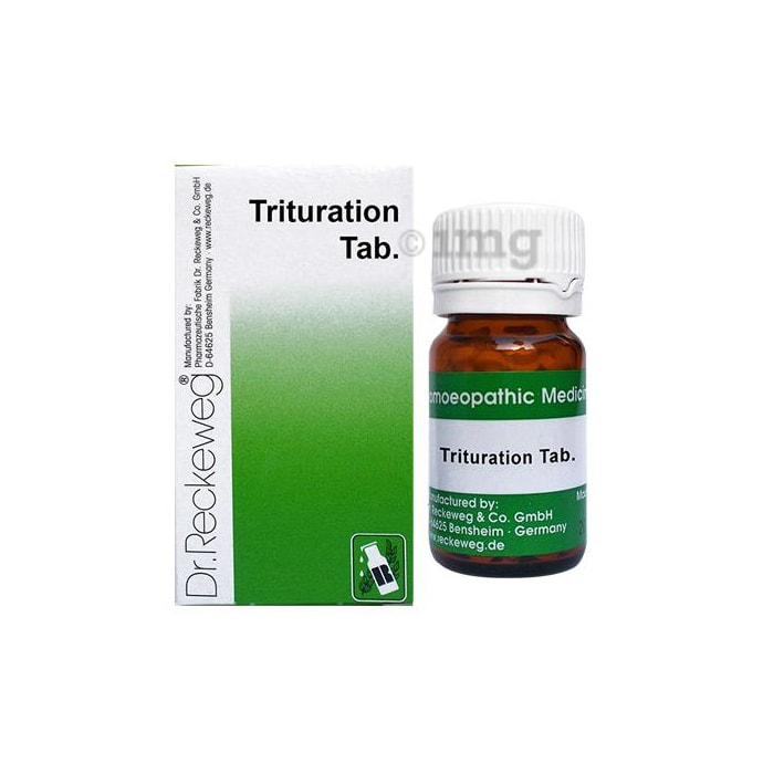 Dr. Reckeweg Insulinum Trituration Tablet 10X