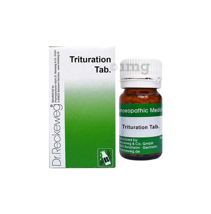 Dr. Reckeweg Calcarea Carbonicum Trituration Tablet 3X