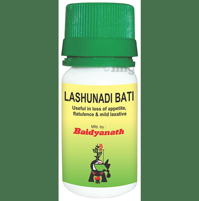 Baidyanath Lasunadi Tablet