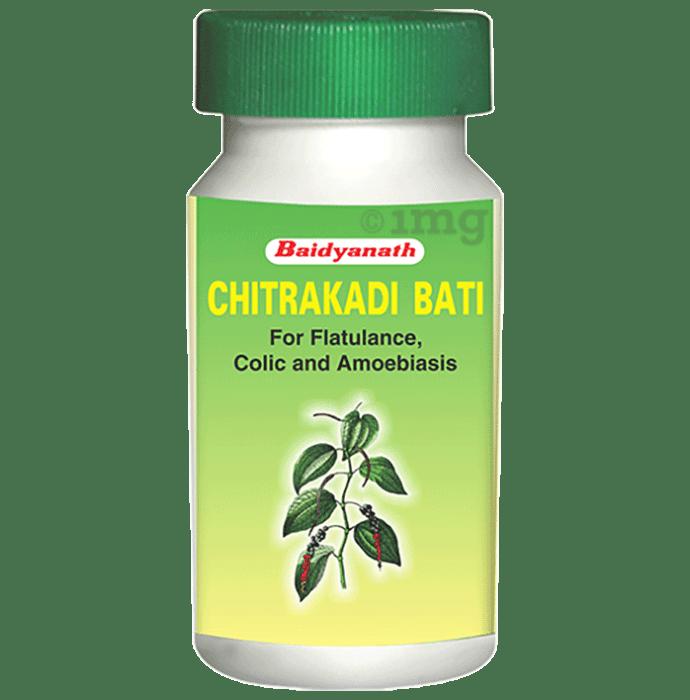 Baidyanath Chitrakadi Bati Tablet
