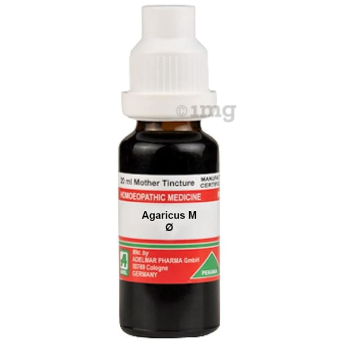 ADEL Agaricus M Mother Tincture Q