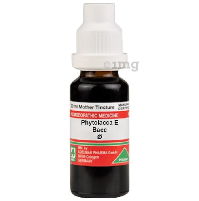 ADEL Phytolacca E Bacc Mother Tincture Q