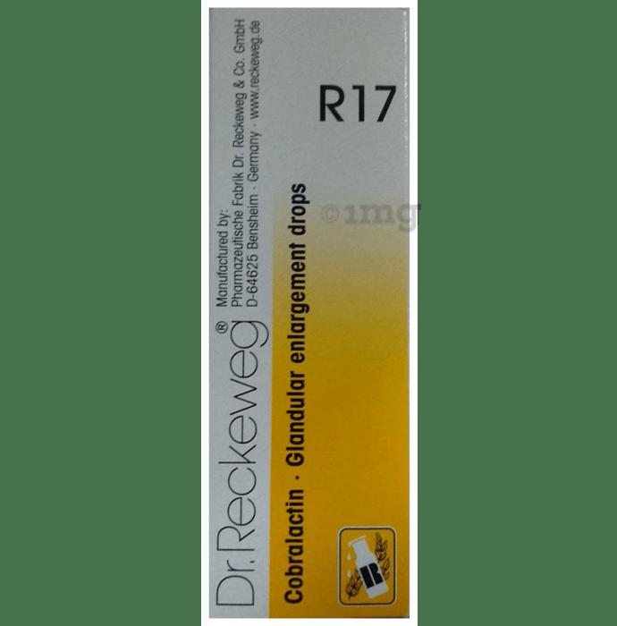 Dr. Reckeweg R17 Glandular Enlargement Drop