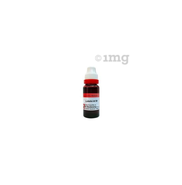 Dr. Reckeweg Lobelia Inf Mother Tincture Q