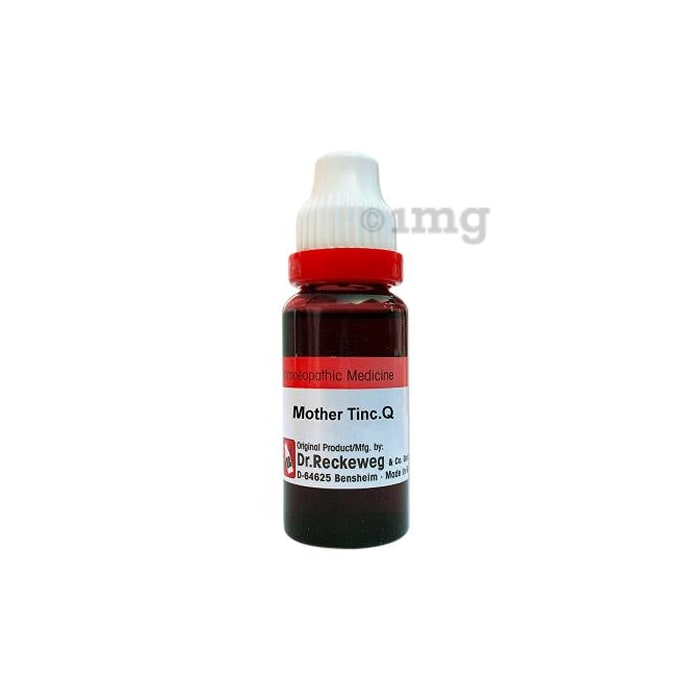 Dr. Reckeweg Justicia Adhatoda 2X Mother Tincture Q