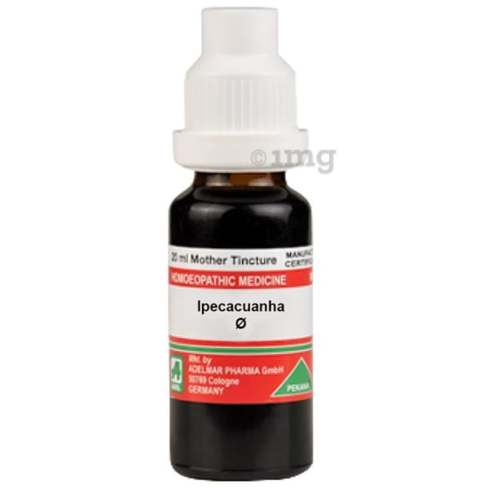 ADEL Ipecacuanha Mother Tincture Q