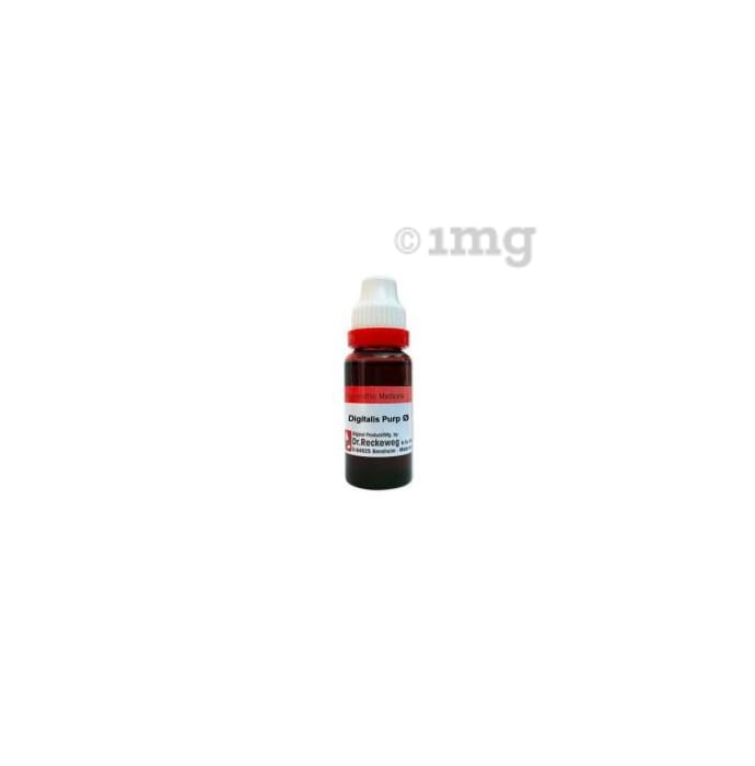 Dr. Reckeweg Digitalis Purp Mother Tincture Q