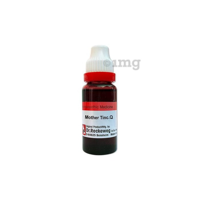 Dr. Reckeweg Artemisia Vulg Mother Tincture Q
