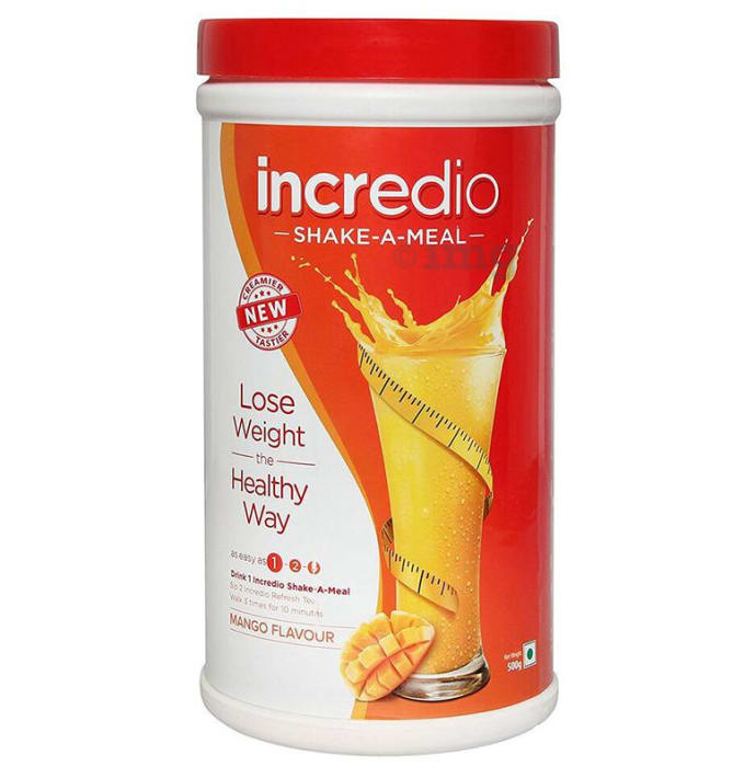 Incredio Shake-A- Meal Mango