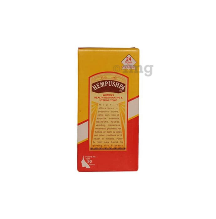 Hempushpa Syrup
