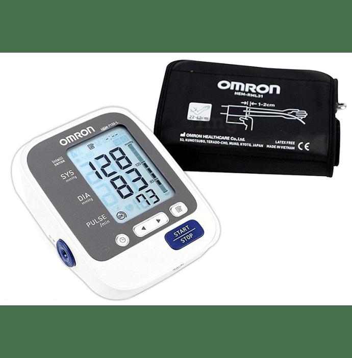 Omron HEM 7130-L BP Monitor
