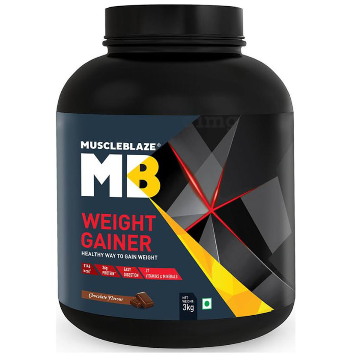 MuscleBlaze Weight Gainer Chocolate