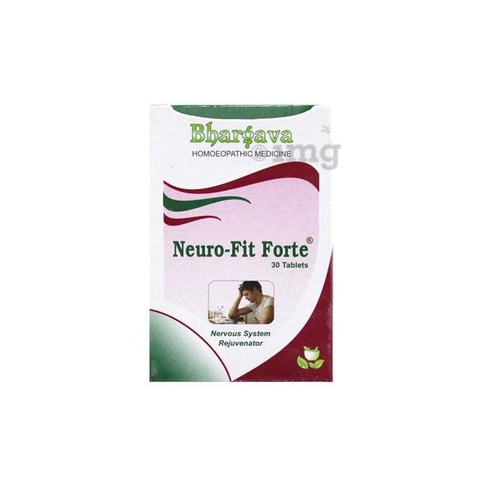 Bhargava Neuro-Fit Forte Tablet