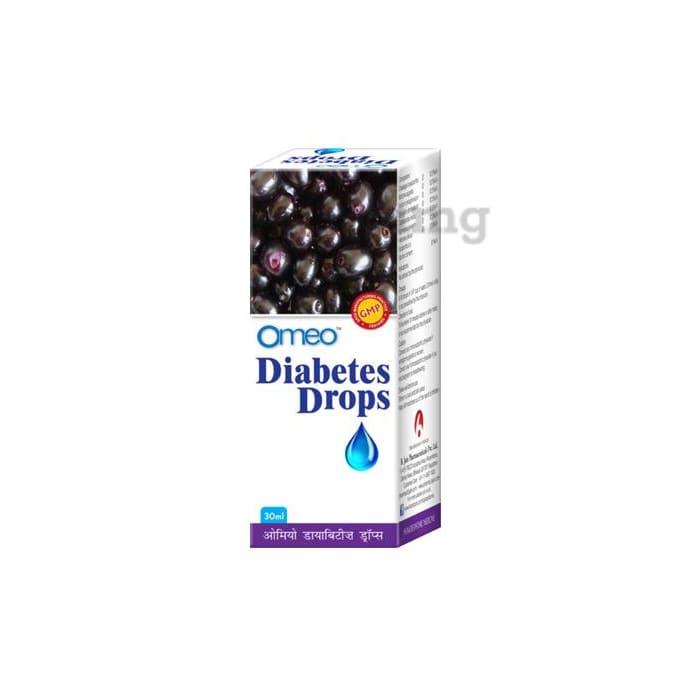 Bjain Omeo Diabetes Drop