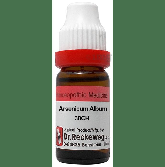 Dr. Reckeweg Arsenicum Album 30 CH Dilution