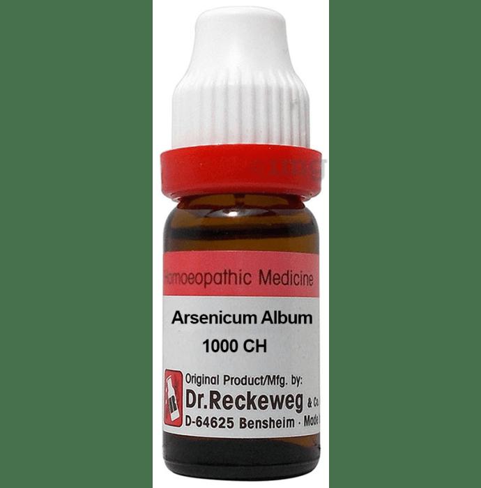 Dr. Reckeweg Arsenicum Album 1000 CH Dilution