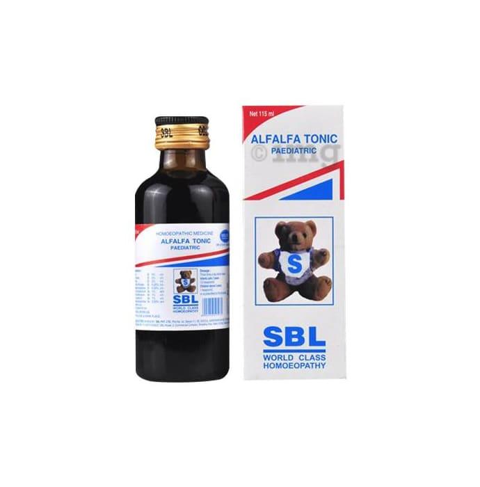 SBL Alfalfa Tonic Paediatric