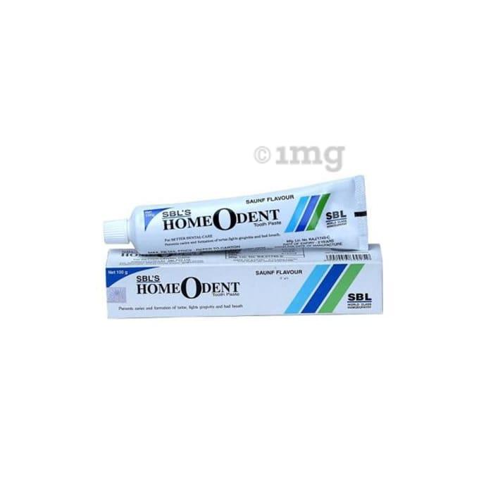SBL Homeodent Saunf Toothpaste