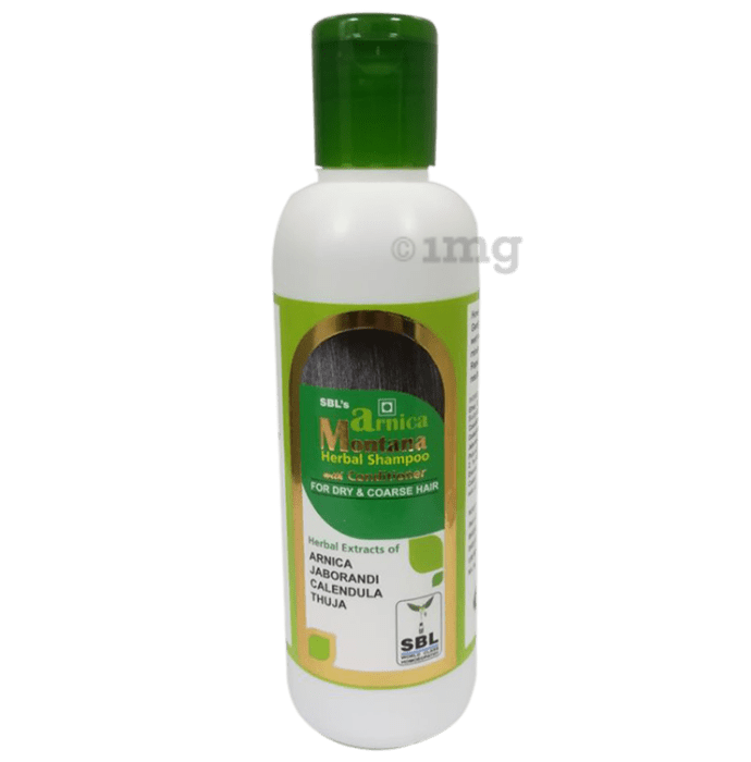 SBL Arnica Montana Herbal Shampoo With Conditioner