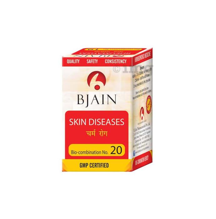 Bjain Bio-Combination No. 20 Tablet